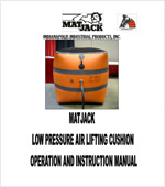 Low Pressure Instruction Manual